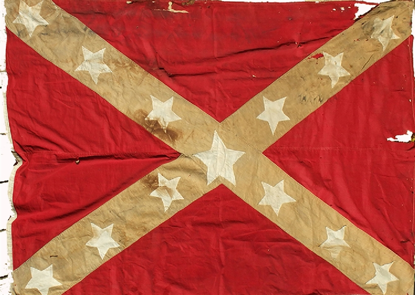 United Confederate Veterans Stars and Bars