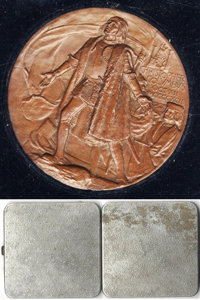 1893 Worlds Columbia Exposition Medal/Saint Gaudens