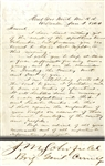 Autograph Letter Signed by Gen. Scholfield