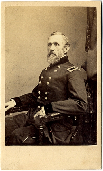 Barnard served as the Superintendent of the United States Military Academy