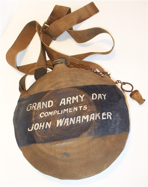 John Wanamaker Grand Army Day Canteen