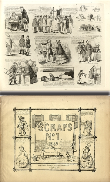 Scraps No. 1. 1849 New Series
