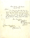 General Roswell Ripley War-date Autograph Letter Signed