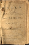 The Works of John Wooolman - Good Anti-Slavery Content