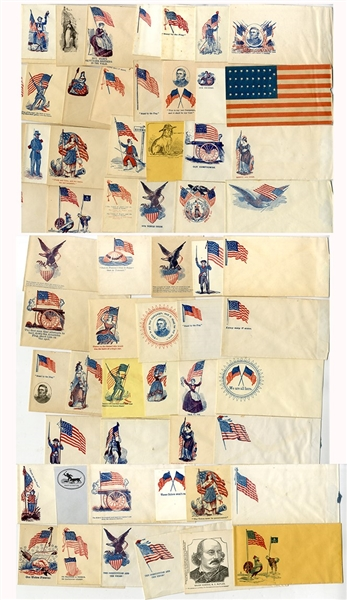 Group of Patriotic Covers