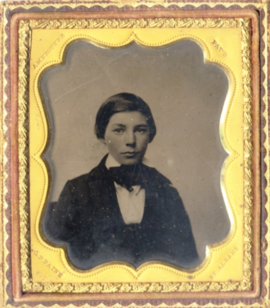 Ambrotype by Vermont Photograph George Paine