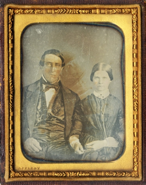 1/4 Plate Daguerreotype by Richard Appleby