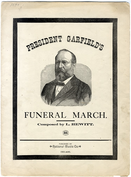 President James Garfield Funeral March