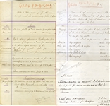 Unusual Choctaw Nation Documents in the Hand of General Pike
