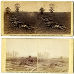 Alexander Gardner Photographs of  Battlefield Casualties from Antietam