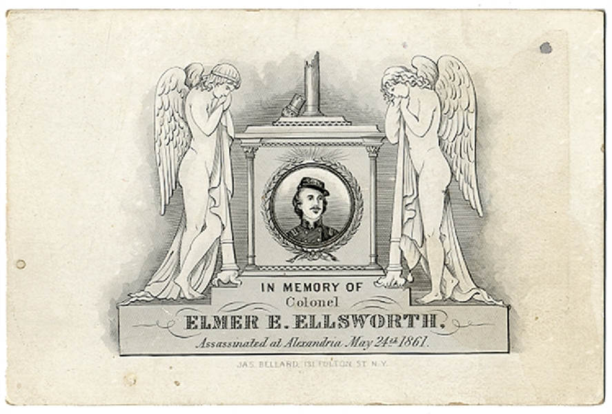 The Death of Ellsworth