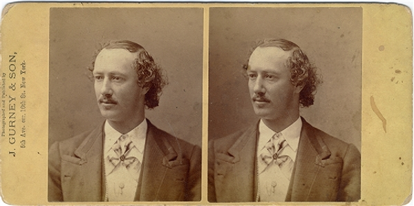 Texas Jack Stereoview