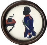 Military Silhouette Of Toussaint