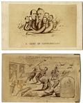 Political CDV Cartoons