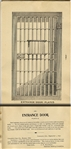 Building Jail Cells In the 1880s