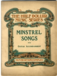 The Music Book of Minstrel Songs